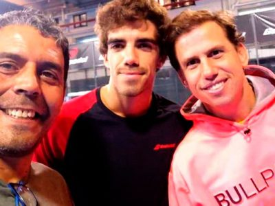 La nueva fórmula de Paquito y Lebrón: cambio de entrenador, de lado y de ánimo