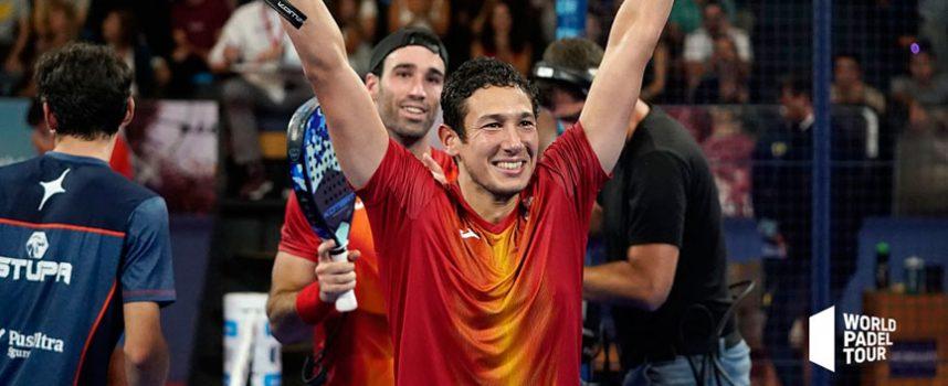 Las semifinales masculinas del Menorca Open configuran un duelo por el título inédito