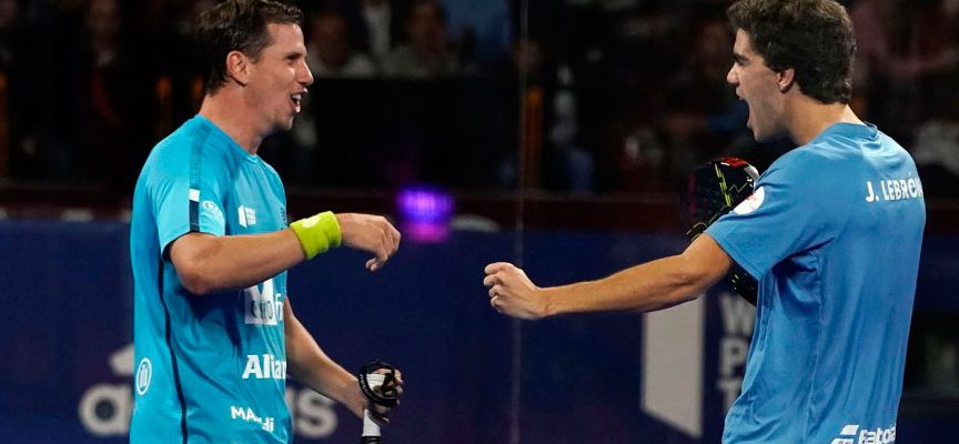Caza de favoritos en los cuartos masculinos del WPT Córdoba Open 2019