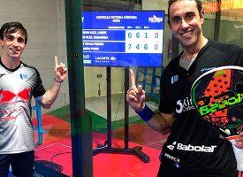 Dos de previa sobreviven en Córdoba a una primera ronda del cuadro masculino a prueba de nervios
