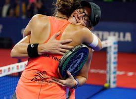 Semifinales del Santander WOpen 2019: un duelo de estilos y un exorcismo