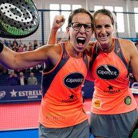 Final Santander WOpen 2019: Lucía Sainz y Gemma Triay recuperan su sonrisa triunfal