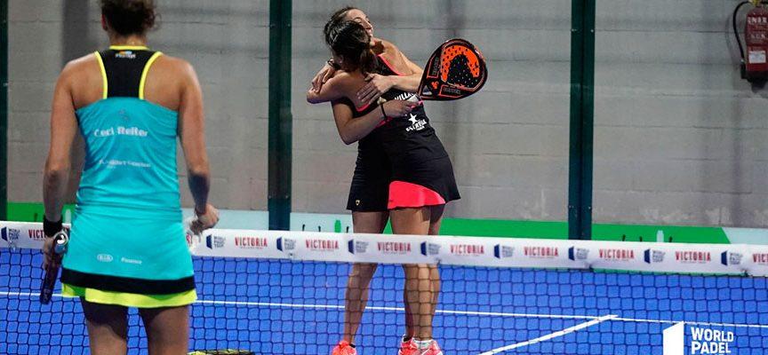 Villalba y Virseda se unen a los cuartos del Córdoba Open 2019 con las favoritas a costa de sus rivales preferidas