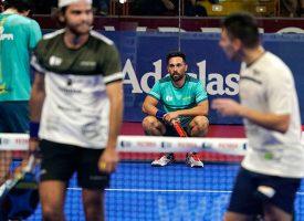 Sustos, emboscadas y varias remontadas sacuden los octavos masculinos del WPT Córdoba Open 2019