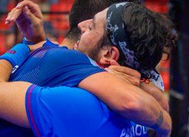 Lijó y Cepero provocan un descalabro en los octavos del Sao Paulo Open que deja a punto el relevo en la cima del ranking