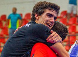 Brasil entroniza a El Lobo: Paquito y Lebrón se encaraman a la cima del ranking