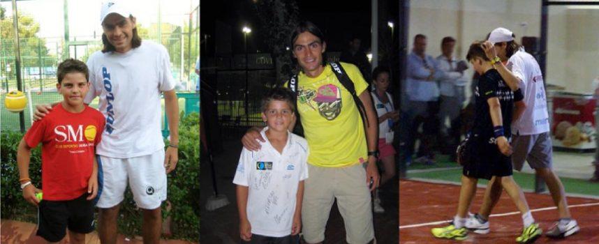 Mieres y Garrido, nueva pareja WPT 2020: el ídolo cumple el sueño de su mayor fan