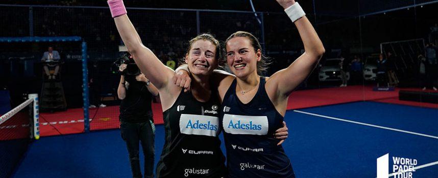 MaestrAS del sufrimiento: Salazar y Sánchez reinan en la agonía para llevarse el Master Final 2019
