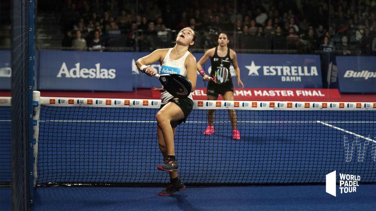 ariana sanchez semifinales femeninas wpt master final 2019