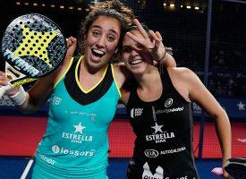 El descaro se abre paso en los cuartos femeninos del Master Final