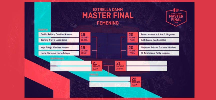 Master Final 2019 femenino: último pulso de una batalla trepidante