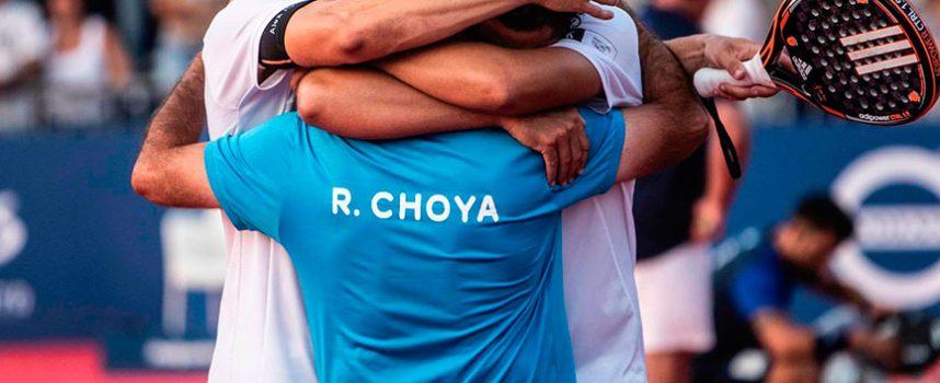 El éxito invisible del maestro Choya: el triunfo tras su última derrota