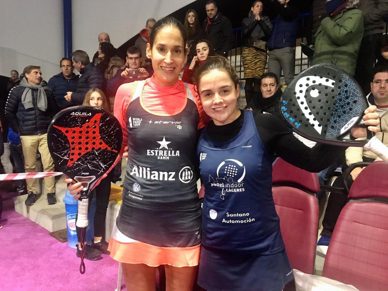 majo sanchez alayeto paula josemaria campeonas espana padel 2019