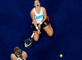 Épica y poderío en las semifinales femeninas del Master Final 2019