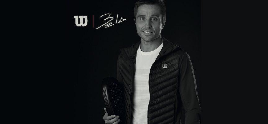 Wilson elige a Bela para su asalto definitivo al mercado del pádel