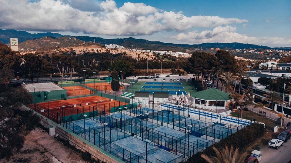 Los Monteros Racket Club sede WPT Marbella Master 2020