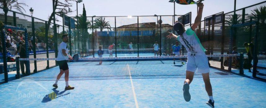 Así llegó el Punto de Oro: Marbella vive una jornada para la historia de World Padel Tour