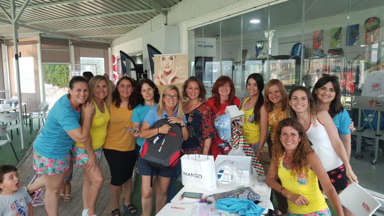 delegadas liga femenina padelazo