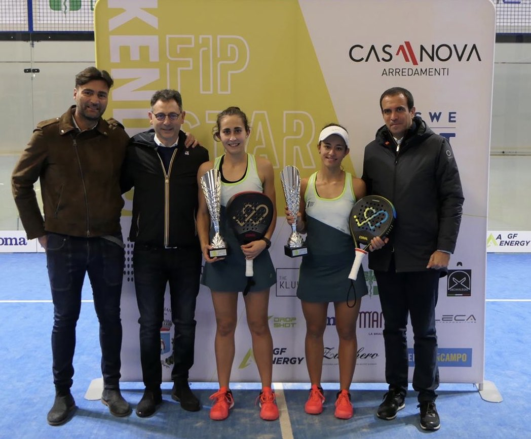 jessica castello anna cortiles campeonas fip star kendro international 2020