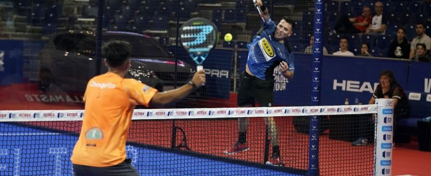 Tres sonadas derrotas clausuran la primera ronda del cuadro masculino en el WPT Marbella Master