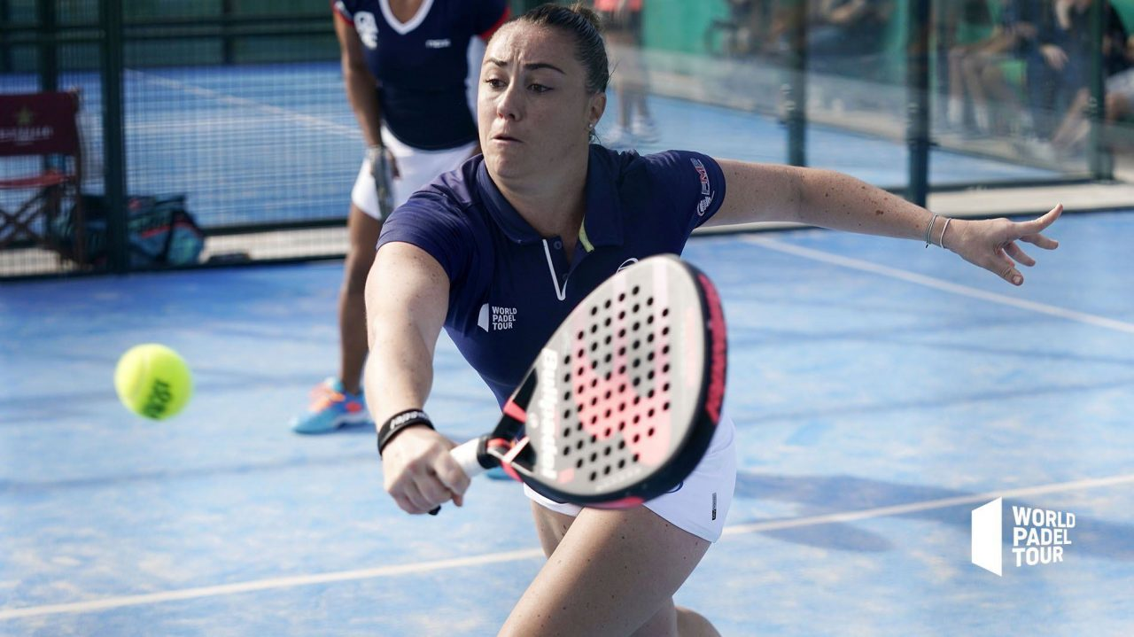 Laura Clergue previa femenina wpt marbella master 2020