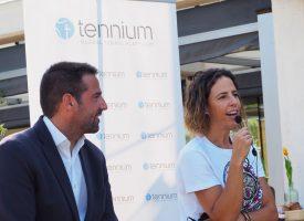 Marta Marrero abandera la primera incursión de Tennium en el pádel