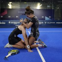 Bea González y Martita Ortega coronan su desparpajo en la final del Vuelve a Madrid Open 2020