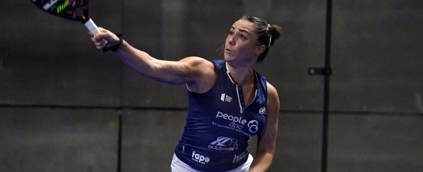 La previa femenina entierra el ranking y propicia el debut de tres parejas en el cuadro de favoritas en Madrid