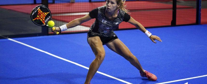 Calma tensa en el inicio del cuadro femenino del Vuelve a Madrid Open 2020