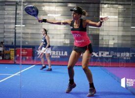 Debut aplastante de las candidatas al título y primer adiós de una cabeza de serie en los octavos femeninos del Open de Madrid