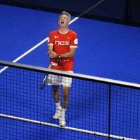 Petardazo, batacazo y mucha pelea en el inicio del cuadro masculino del Vuelve a Madrid Open 2020