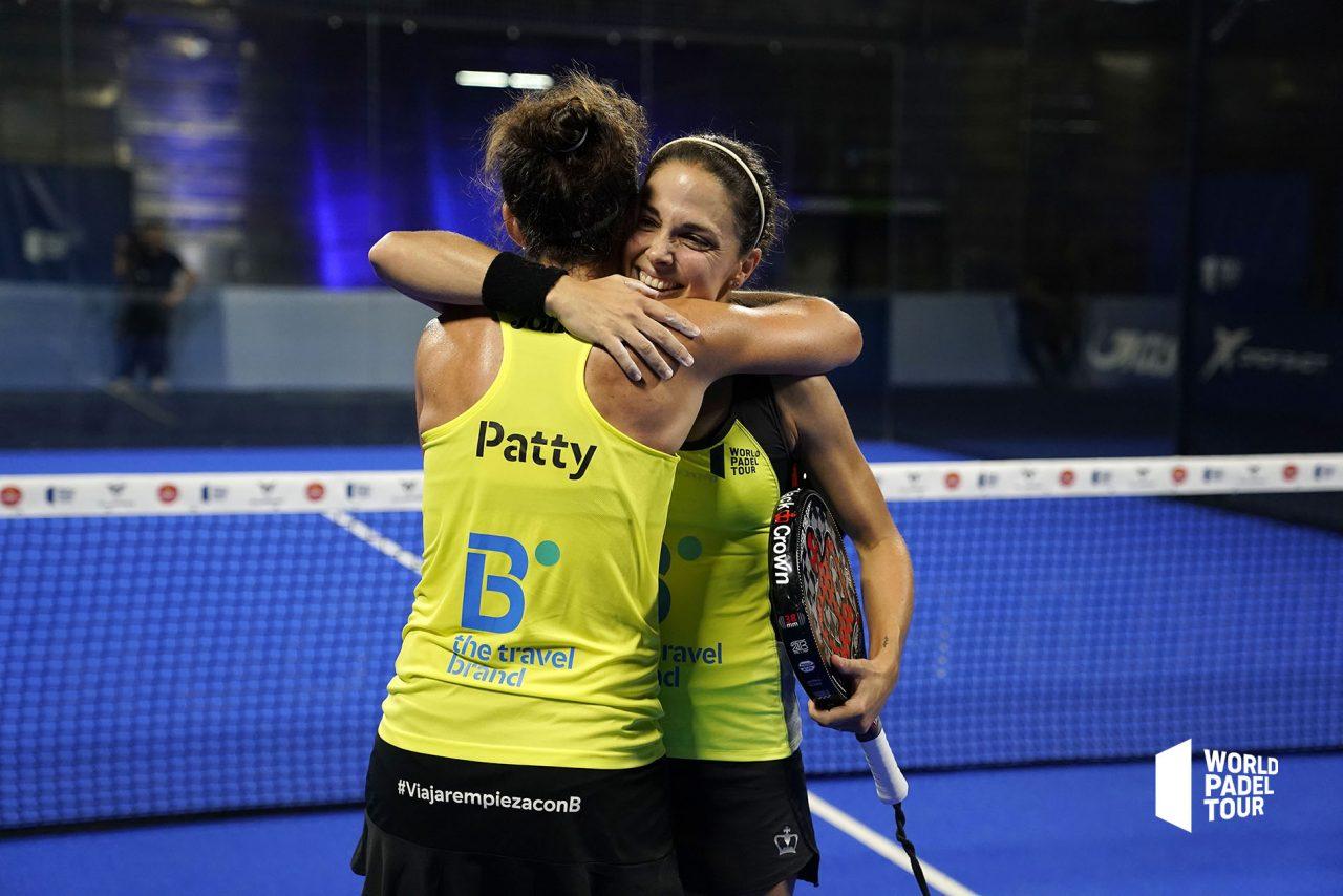 patty y eli semifinal femenina vuelve a madrid open 2020