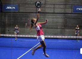 Ofensiva francesa en el arranque del cuadro femenino del Adeslas Open 2020