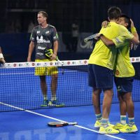 Chingotto y Tello cogen cita en la final del Adeslas Open para intentar evitar el triplete de los favoritos