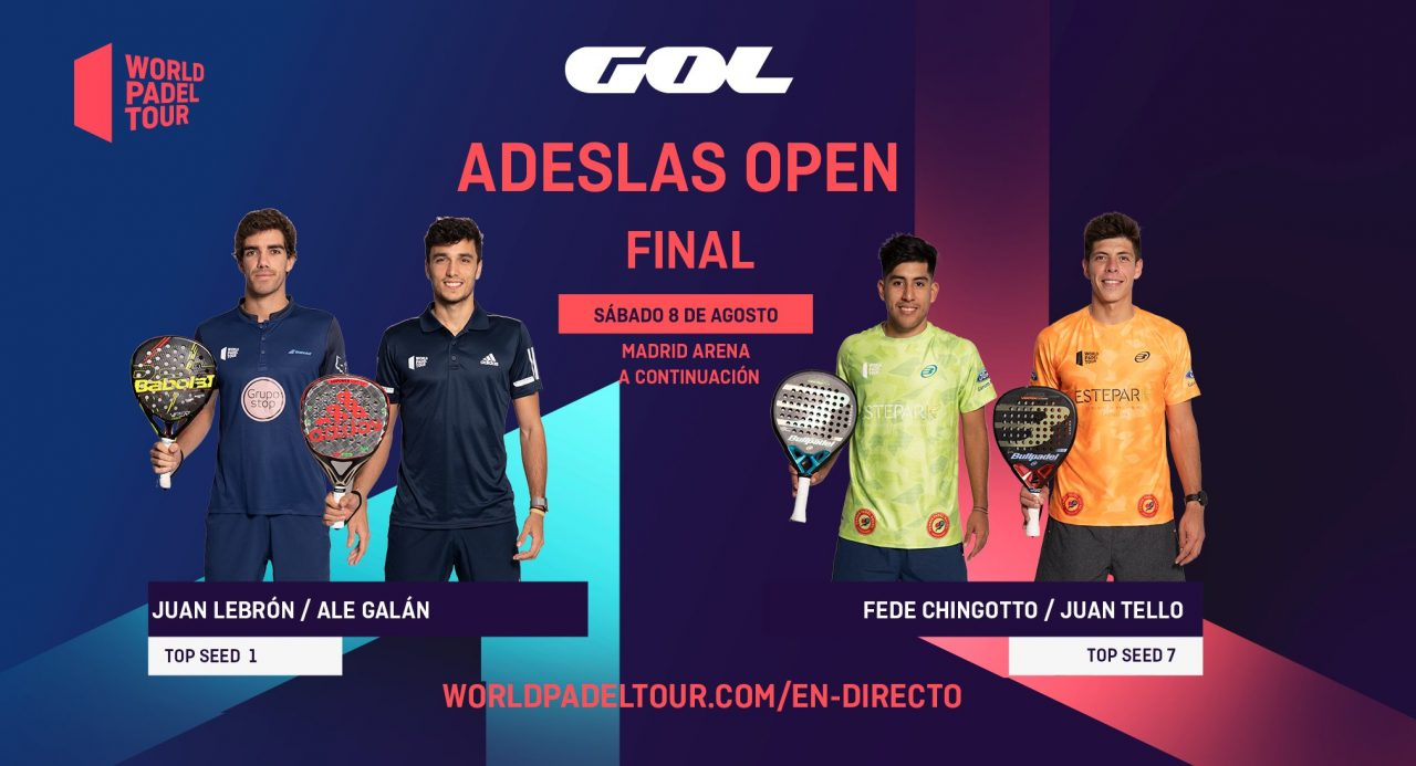 horario final masculina adeslas open 2020