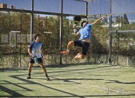 Jesús Moya y Edu Alonso evitan el pleno andaluz en el FIP RISE de Estepona