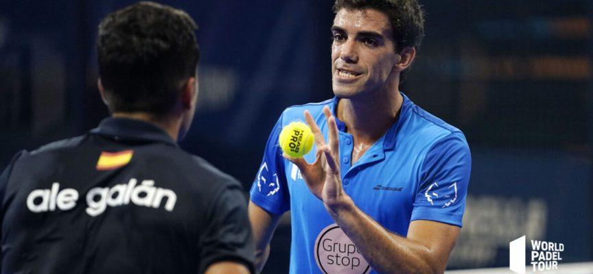 Los mejores se citan en los cuartos del Menorca Open