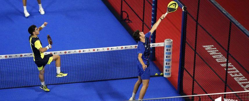 Ramírez y Coello derrotan al sistema y alcanzan en Barcelona el premio del cuadro final