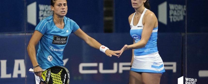 Villalba y Virseda sobreviven al ciclón de las favoritas y se cuelan en los cuartos de Barcelona