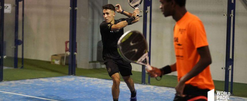 Múltiples batacazos sacuden la preprevia masculina del Open de Alicante