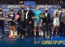 La Federación Internacional cierra a lo grande en Cagliari la edición 2020 del CUPRA FIP Tour