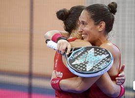 La victoria de las gemelas Sánchez Alayeto en Málaga: una gran certeza